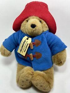 Large Classic Cuddly Paddington Bear Rainbow Designs Free Shipping!