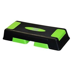 Urban Fitness Aerobic Step 2 Level Exercise Steps Adjustable Cross Fit Step Ups