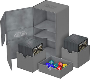 Trading Card Storage Case Ultimate Guard Cards Dice Holding Tray Standard Size
