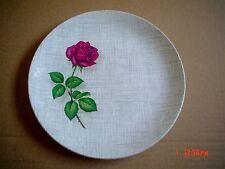 J & G Meakin Sol England Side Plate SERENADE Single Rose