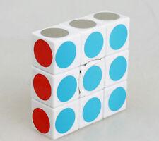 NUOVO BIANCO 1x3x3 velocità floscio Puzzle TORSIONE MAGICO Cube rompicapo