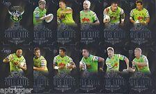2016 NRL Elite Canberra RAIDERS Team Set