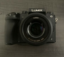 "Panasonic Lumix G7 DSLR Camera ""USED"" 16MP"