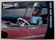 THUNDERBIRDS 50 YEARS - Card #21 - Gerry Anderson - Unstoppable Cards Ltd 2015