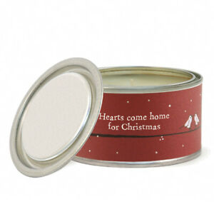Scented Christmas Tinned Candle | Winter Wonderland | Home Gift Item