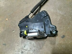 2019 Toyota 86 TRD/BRZ/FRS Driver Door Lock / Latch Actuator Assembly OEM 0979