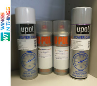 U POL AEROSOL PAINT PRIMER LACQUER REPAIR FOR HONDA WHITE ORCHID NH788P 3 STAGE