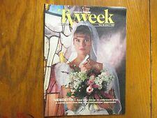 May  26, 1991  Chicago  Tribune  TV  Week (CAROL  ALT/ERIC  ROBERTS/BURT  YOUNG)