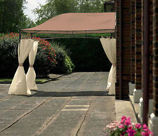 CANOPY ONLY for 3m x 3m Camelot CAM0436 Regency Full Steel Patio Gazebo