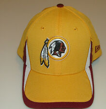 New Era Hat Cap Football Washington Redskins M/L 39thirty 2013 Training Reverse