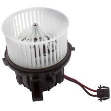 Front HVAC Heater Blower Motor W/Fan fit for Audi ABS 08-12 Plastic 8K1820021C