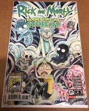 Rick and Morty: Pocket Like You Stole It #1 Variant SDCC 2017 Exclusive