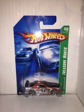 HOT WHEELS TREASURE HUNT NISSAN SKYLINE NEW ON CARD