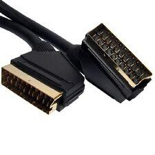Cavi e connettori video SCART per tv e home audio 10-14m