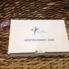 NEDERLAND 2008 - EUROMUNTEN - MUNTROLPAKKET - MUNTROLLEN PAKKET - YEARPACK