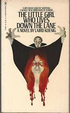 MM PB Little girl who lives down the lane by Laird Koenig Satanic Horror