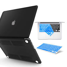 Soft-Touch Plastic Hard Case&Keyboard Cover for Macbook Air 13-inch A1369/A1466