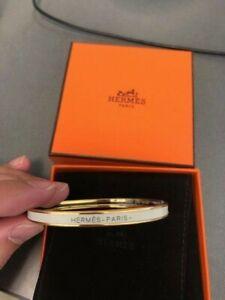 Hermes Uni Bangle Brand New w/ Box, Bag, and Tag