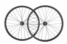 27.5er Carbon wheelset 35mm width mountain bicycle tubeless 15*100/12*142 HUB