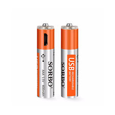 SORBO USB Rechargeable Dry Battery