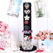 Vertical Hairband Rack Organizer Elastic Hair Bands Jewelry Display Stand Holder