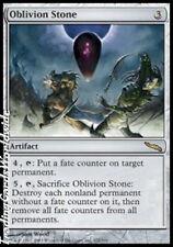 Oblivion Stone // foil // nm // sitiado // Engl. // Magic the Gathering