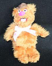 "Vintage 7"" The Muppets Fozzie Bear Plush Stuffed Nanco Jim Henson Lovey"