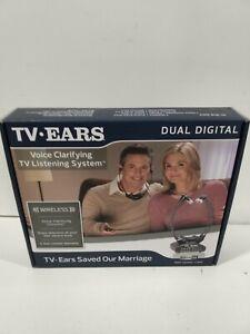 TV Ears 11841 Wireless Hearing Amplifier