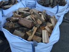 Kiln Dried Hardwood Logs - Bulk Bag - Free Local Delivery