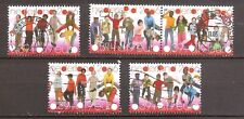 Nederland - 2006 - Diversen uit NVPH 2445a-f - Gebruikt - KN1118