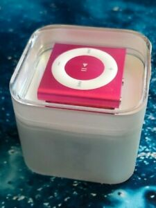 Apple iPod shuffle 2GB fourth-generation Pink music player New G399