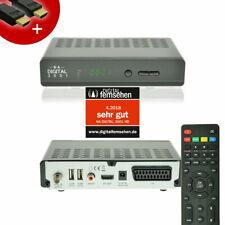 NA-Digital 3001HD 1x DVB-S2 SAT Receiver FullHD USB Mediaplayer MKV Camping 12V