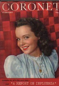 1946 Coronet February- Hap Arnold; Carl Sandburg on Lincoln;Texas' John Connally