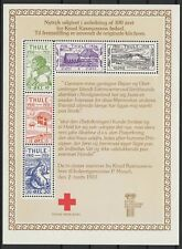 THULE (Greenland Locals)—1979 Red Cross Reprint Sheet—MNH/VF