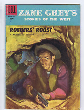Zane Grey Stories of the West #29 Dell 1956