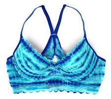 MEDIUM   Victoria's Secret PINK Geo Lace Racerback Bralette NWT AM52
