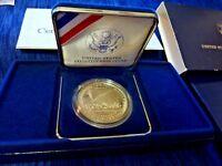 1987 S Proof U.S. Constitution Commemorative Silver Dollar