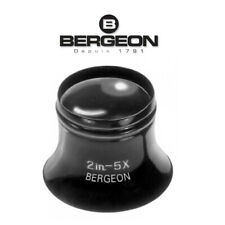 Bergeon 1467-1 Eyeglass Loupe 10x for watchmakers