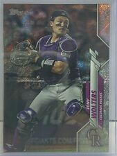 2020 Topps Complete Set Foilboard Tony Wolters 174/264 Colorado Rockies!