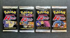 (x1) Pokemon Booster Pack Italian Team Rocket  Factory Sealed