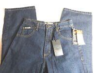 """NWT MECCA APPAREL Womans Jeans Denim SZ1O Waist 25"""" W 25 """" Inseam"""