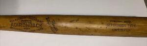 Vintage Charlie Gehringer Adirondack Baseball bat Detroit Tigers