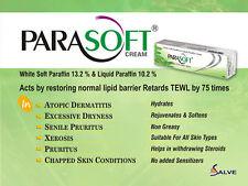 PARASOFT WHITE SOFT PARAFFIN & LIQUID PARAFFIN CREAM FOR DRY SKIN 60 GM