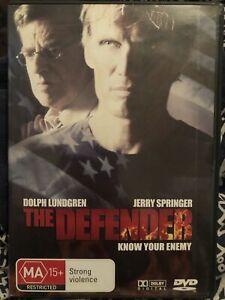 The Defender DVD Ex Rental