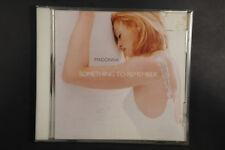 Madonna – Something To Remember    (Box C379)