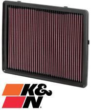 K&N AIR FILTER FOR HOLDEN CREWMAN VY VZ ALLOYTEC ECOTEC LE0 L36 3.6L 3.8L V6