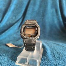 Montre vintage CASIO dw 5600 module 901  neuve ancien stock