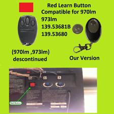 Chamberlain LiftMaster Garage Door Opener Mini Remote Control 41A5021 390Mhz 1B