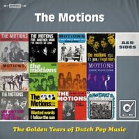 The MotionsThe Golden Years Of Dutch Pop Music A&B Sides Vinyl LP New Sealed
