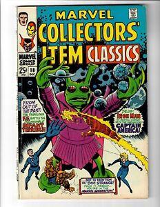 Marvel Collectors' Item Classics #18  Mid Grade